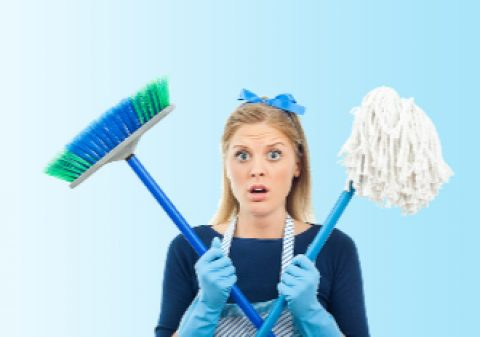 Гости на пороге: уборка в квартире за 60 минут
