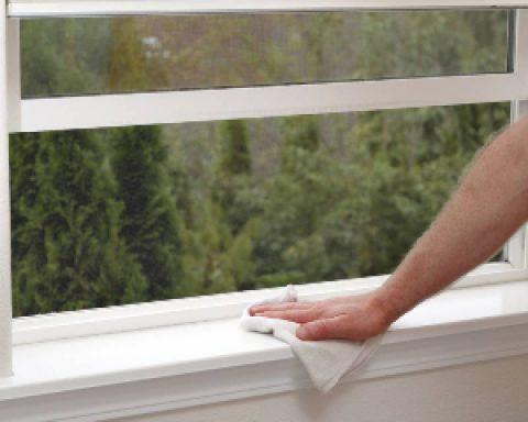 Как отбелить пожелтевший пластик на окнах и подоконниках?